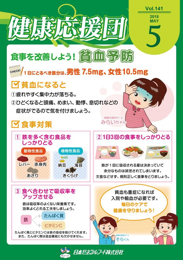 【2015.05】健康応援団